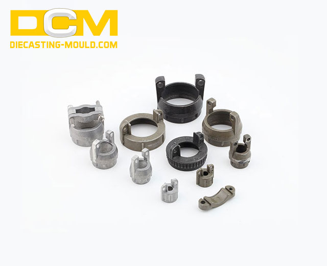 Die Casting Cable Clamps