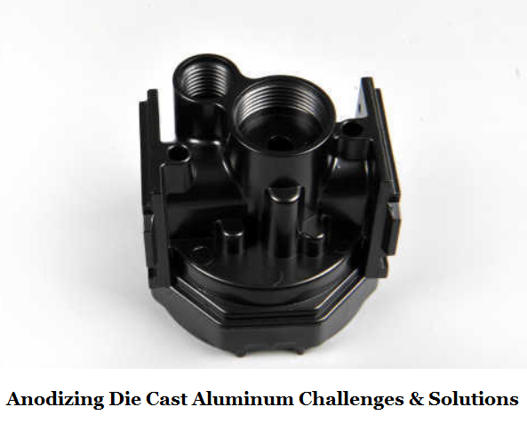 Can Die Cast Aluminum Be Anodized - Anodizing Die Casting Aluminum Alloys Challenges & Solutions | Diecasting-mould