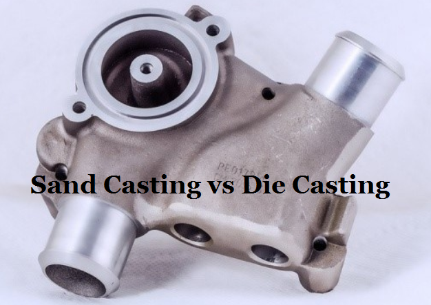 Sand Casting vs Die Casting, Which Process is More Advisable for Cast Parts? | Diecasting-mould
