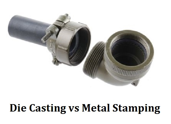Die Casting vs Metal Stamping - Difference Between Casting and Stamping | Diecasting-mould