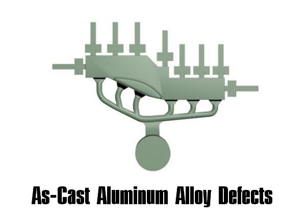 Thin Wall Aluminum Alloy Die Castings Defects Research - Reasons and Measures of As-Cast Aluminum Alloy Defects
