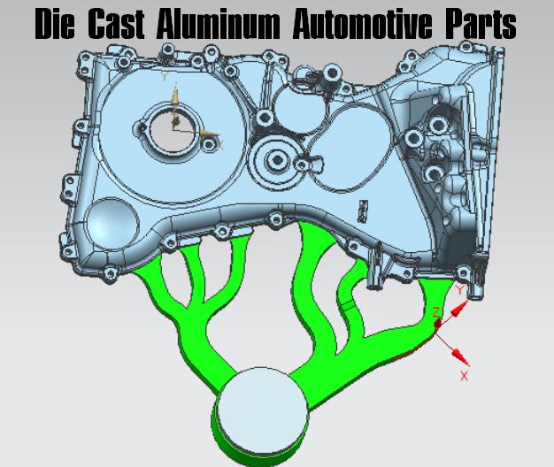 Optimization of Aluminum Automotive Parts Die Casting Process | Diecasting-mould