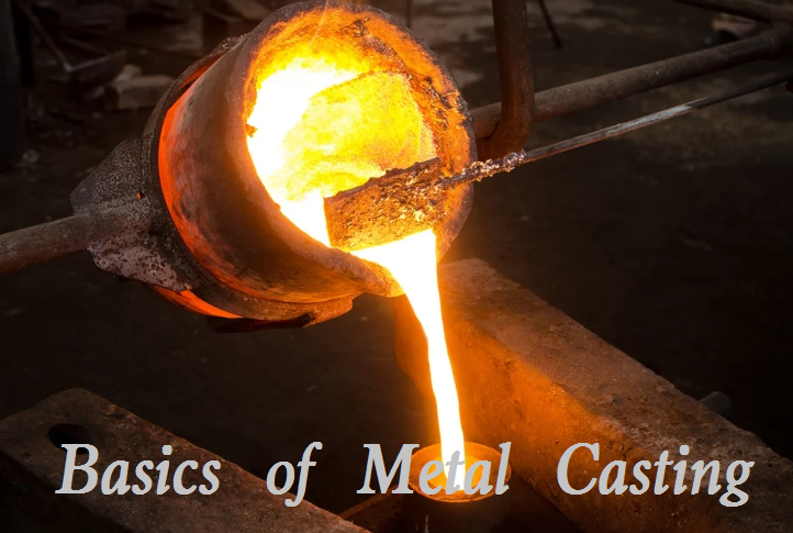 Basics of Metal Casting: What is Metal Casting and The Components of Metal Casting Mold