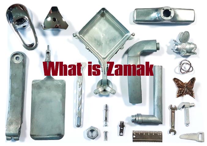 What is Zamak & Zamak Properties - Types of Zamak Alloys | Diecasting-mould